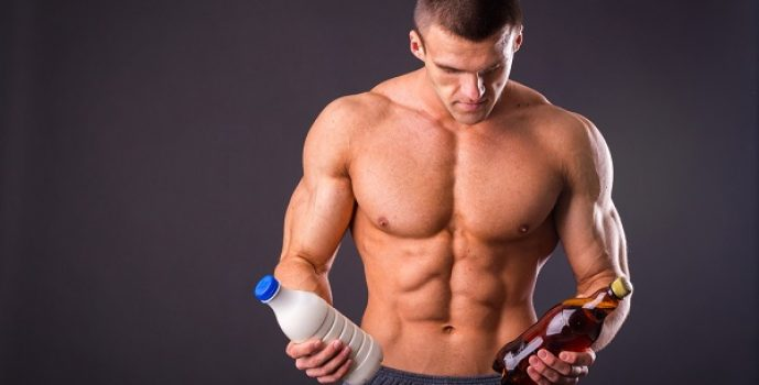 nonalcoholic beer in bodybuilding